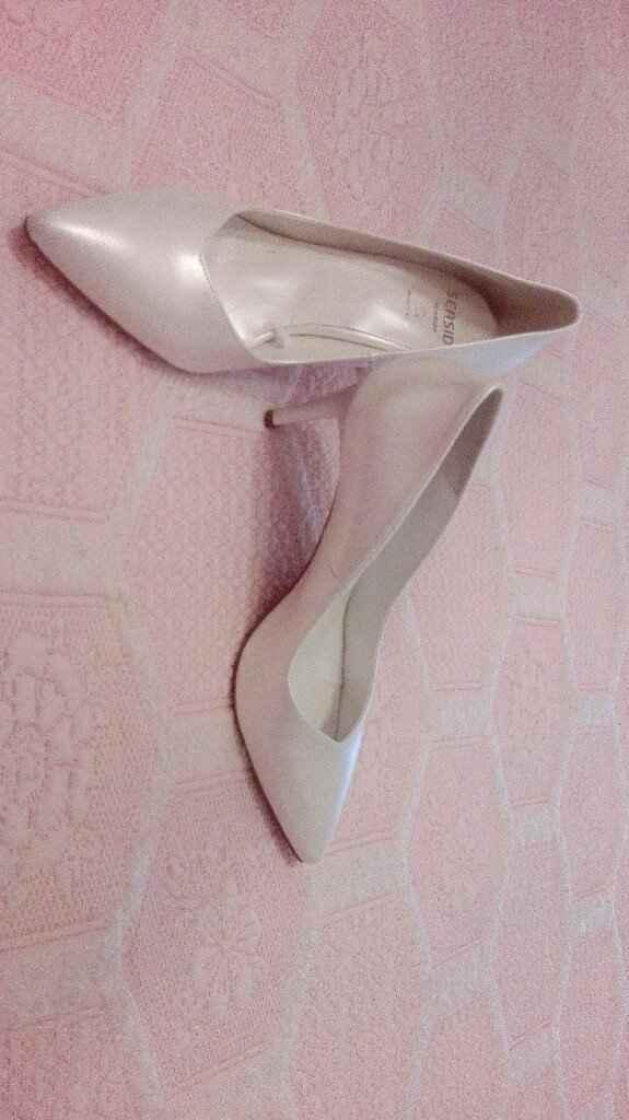Sapatos de noiva - 1