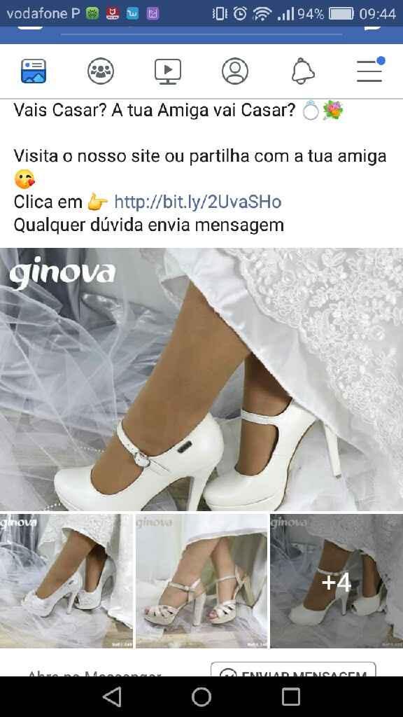 Sapatos de noiva - 3