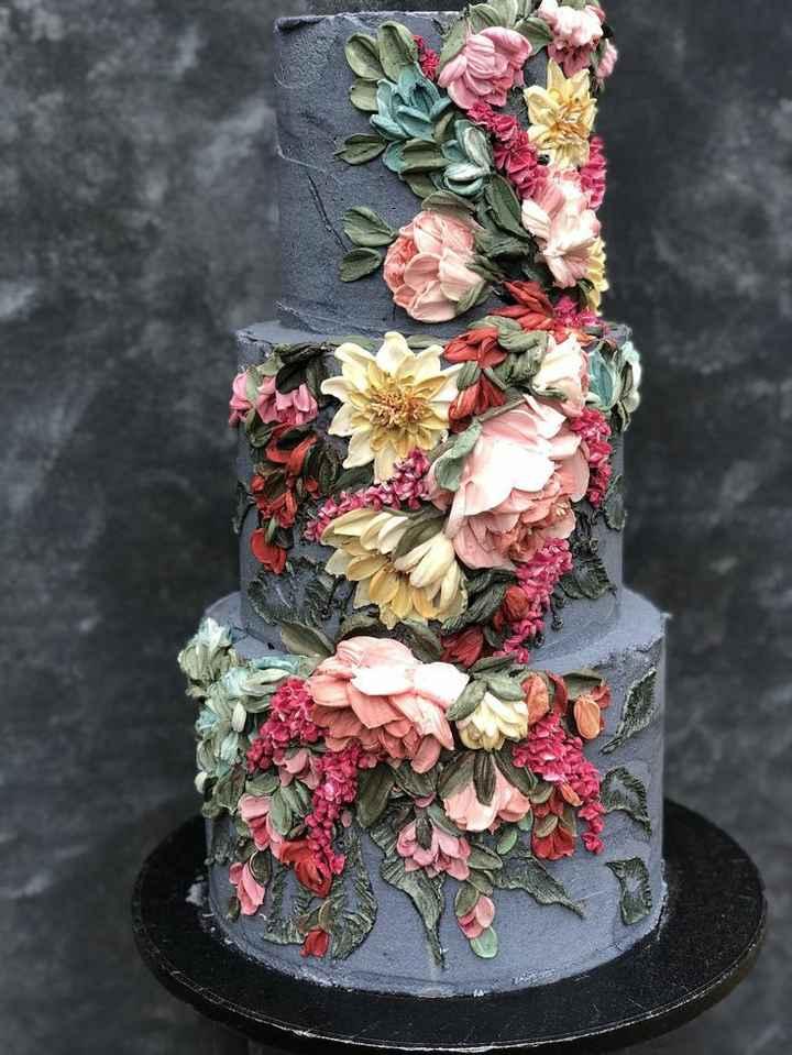 Bolos de noiva e flores naturais 🌼🌺🏵️: o perigo escondido ⚠️⚠️⚠️ - 3