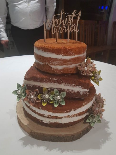 Procura-se base para bolo (tronco de árvore) 2