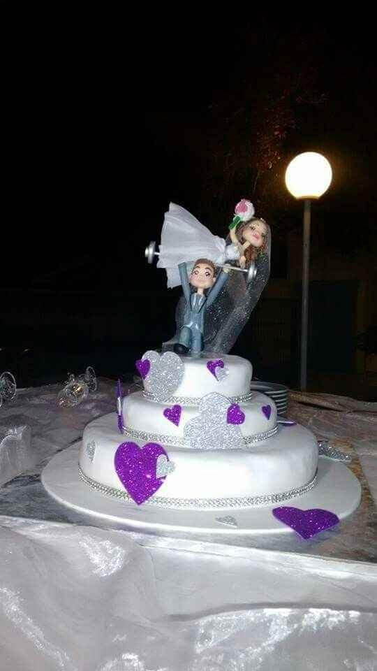 De 1 a 10 o que achas  deste cake topper? - 1