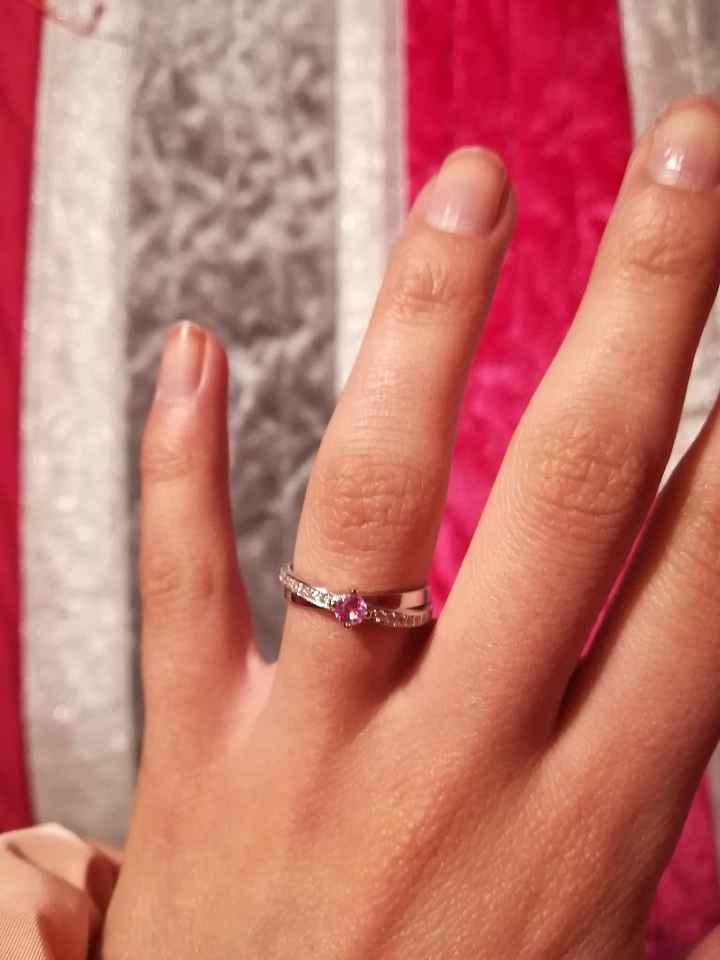 Anel de noivado: discreto ou vistoso? - 1