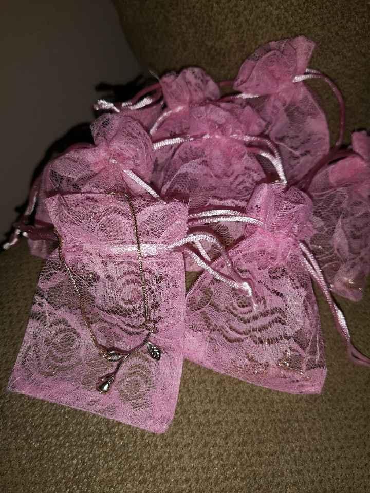 As prendinhas para as Bridesmaids ❤️ Falta 1 dia!!!! - 1