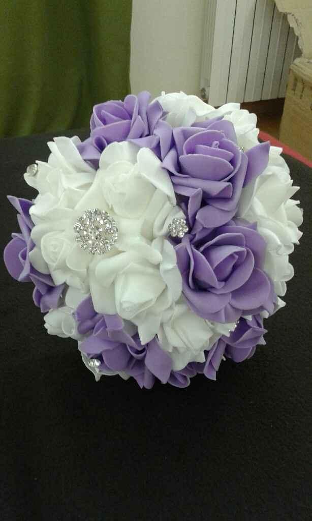 Bouquets e liga dos solteiros - 6
