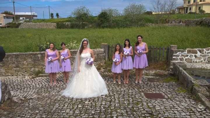 As Damas de Honor