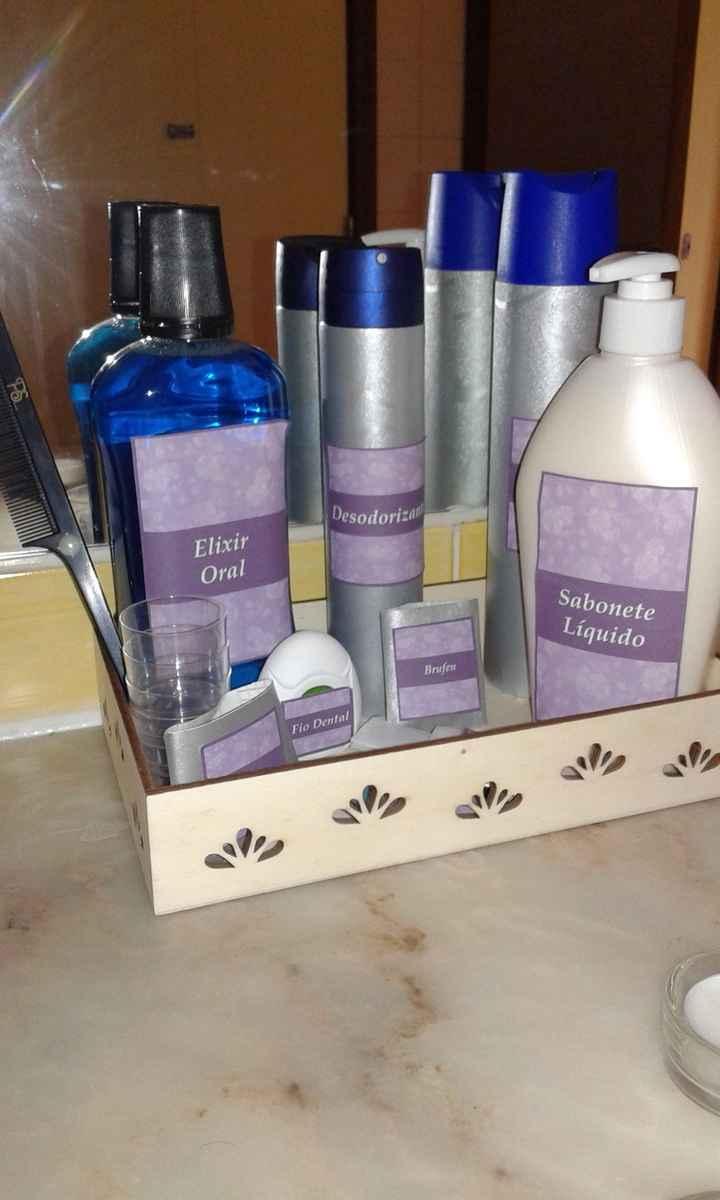 Kit Casa de Banho SenhorEs