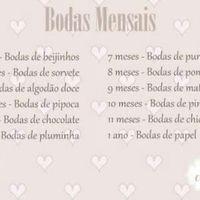 Bodas de beijinhos - 2