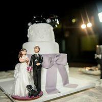 Bolos de casamento grandes - 1
