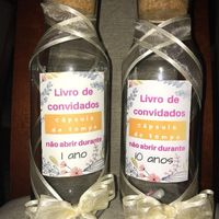 As garrafas