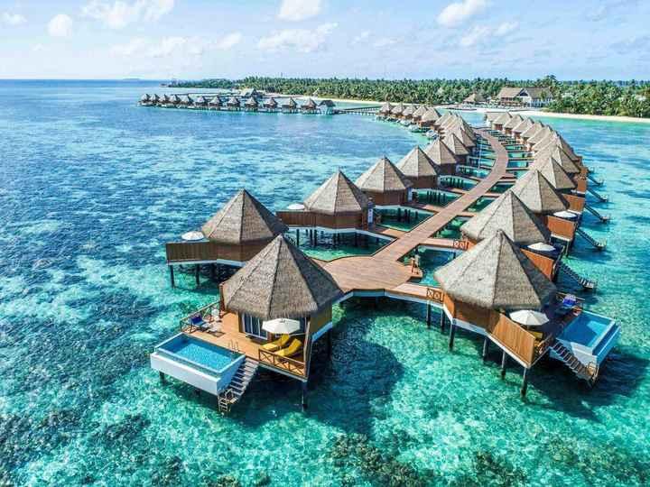 Lua de mel nas Maldivas - 2
