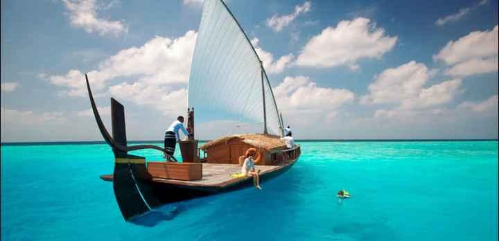 Lua de mel nas Maldivas - 7