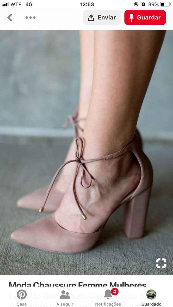 Sapatos para o Grande dia - 5