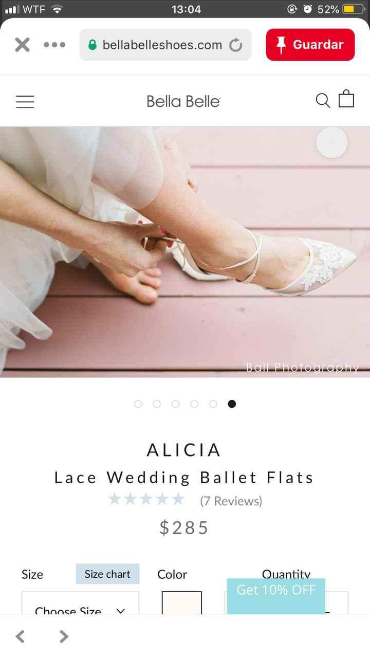 Sapatos de noiva-dilema total - 2