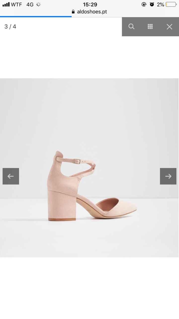 Sapatos de noiva-dilema total - 5