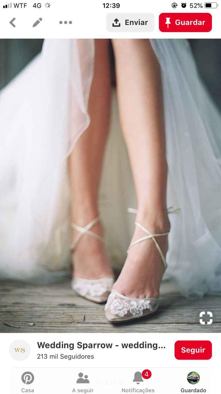 Sapatos de noiva-dilema total - 8