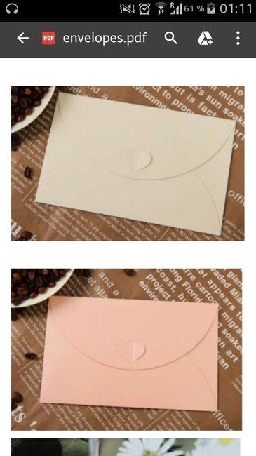 Ajuda encontrar papel/envelopes coral/pessego - 1