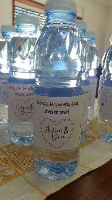 Rotulos cerveja e garrafas de água 2
