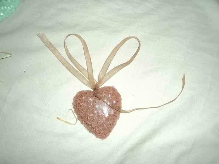 Coração chocolate