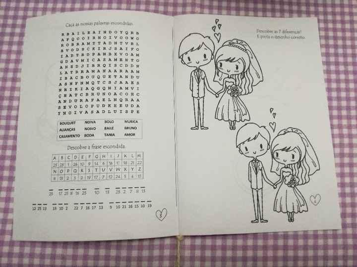 Lembranças crianças e bebés - 6