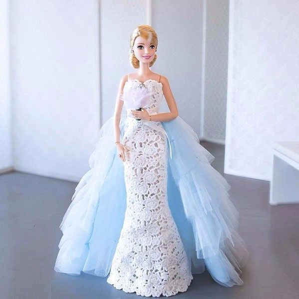 noiva barbie