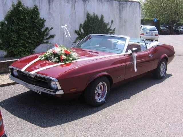 carro noivos