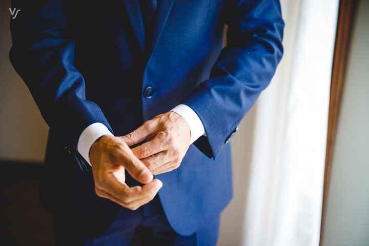 Noiva a opinar sobre o traje do noivo: SIM ou NÃO? - 1