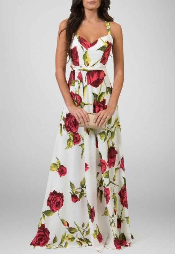 Este vestido é branco ou não é? - 1