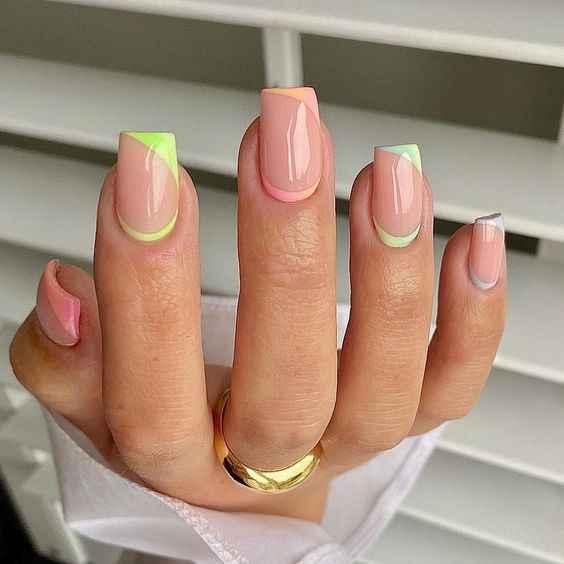 Quais as chances de usares as unhas assim no dia C???? - 1