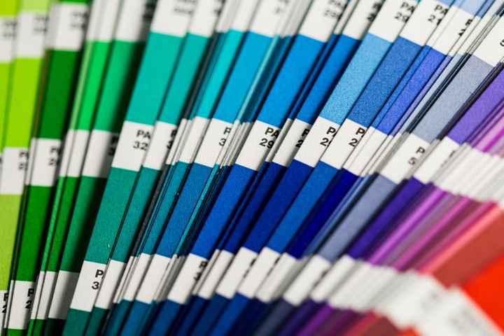 Que cor é indispensável na sua paleta? - 1