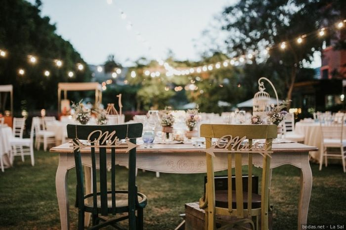 Mesa dos noivos: ama, odeia ou ignora? 1