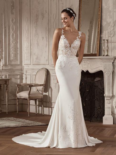 Se meu casamento fosse hoje, usaria... este vestido! 2