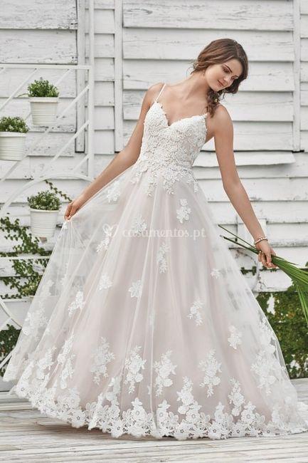 Se meu casamento fosse hoje, usaria... este vestido! 3