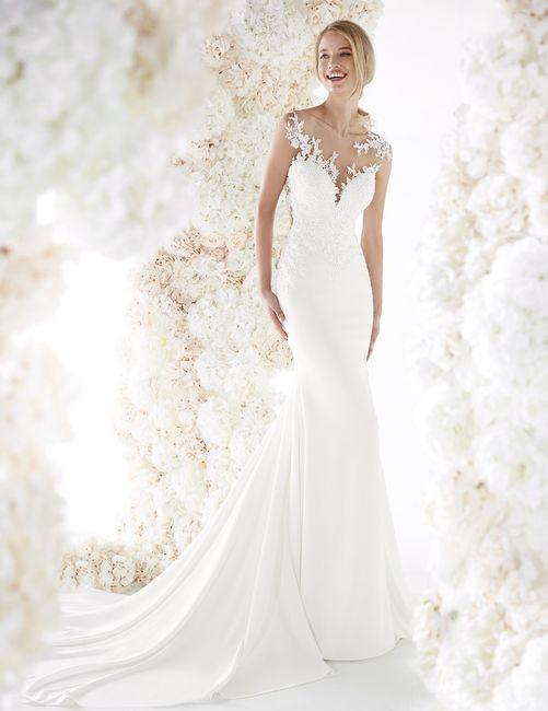 Se meu casamento fosse hoje, usaria... este vestido! 4