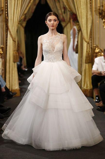 Se meu casamento fosse hoje, usaria... este decote! 1