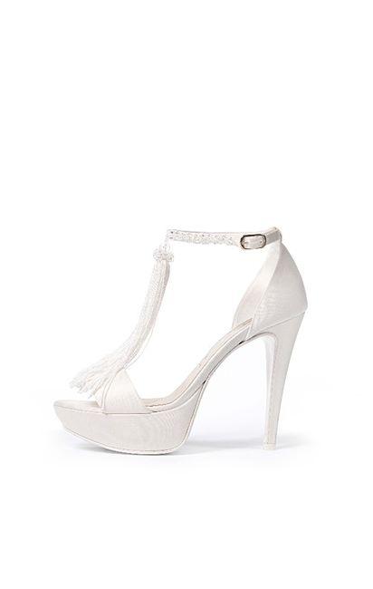 Se meu casamento fosse hoje, usaria... estes sapatos! 2