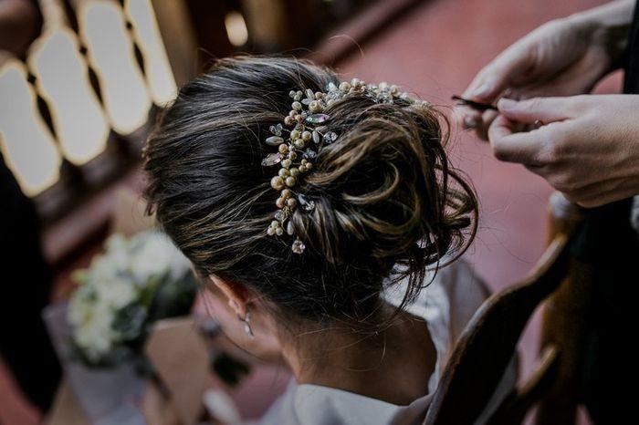 Se meu casamento fosse hoje, usaria... este penteado! 2