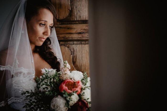 Se meu casamento fosse hoje, usaria... este véu! 2
