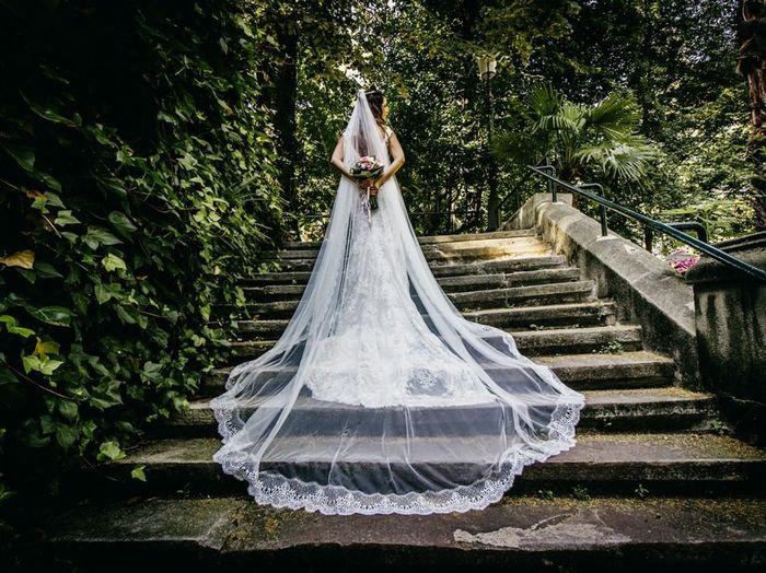 Se meu casamento fosse hoje, usaria... este véu! 3
