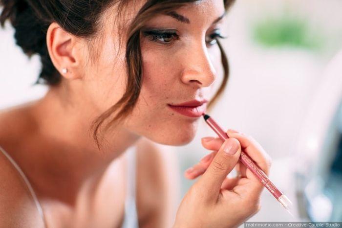 Se meu casamento fosse hoje, usaria... esta maquiagem! 3