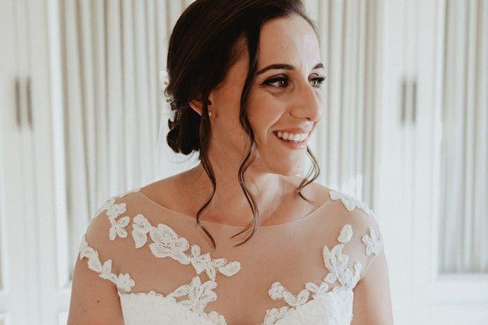 Se meu casamento fosse hoje, usaria... esta maquiagem! 4