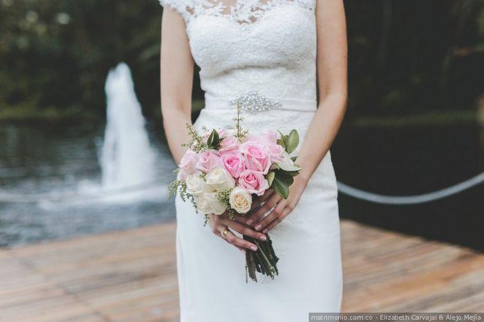 Se meu casamento fosse hoje, usaria... este buquê! 1