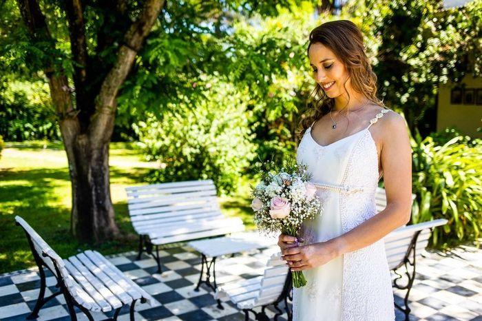 Se meu casamento fosse hoje, usaria... este buquê! 3