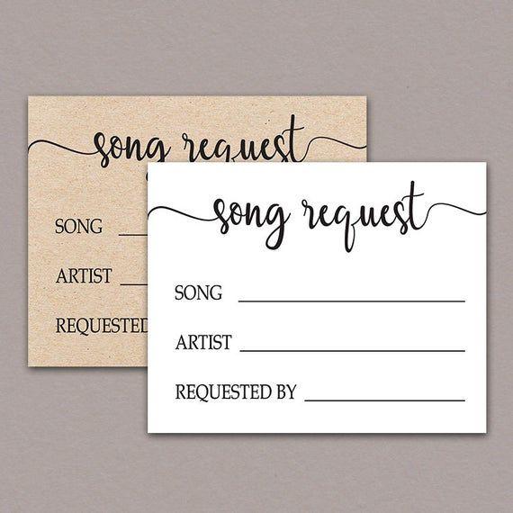 Deixas que os teus convidados escolham uma música? 1