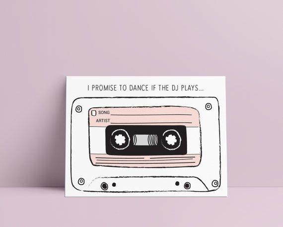 Deixas que os teus convidados escolham uma música? 2
