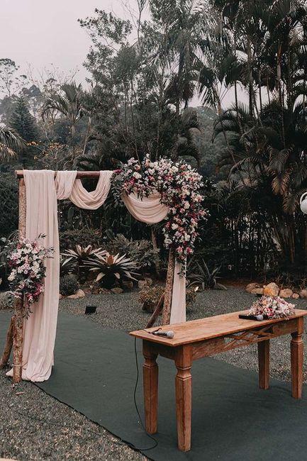 Casamento em casa particular 1