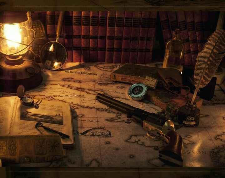 Livro de honra e Cabine do Capitão - 4