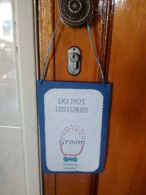 Do not disturb - 2