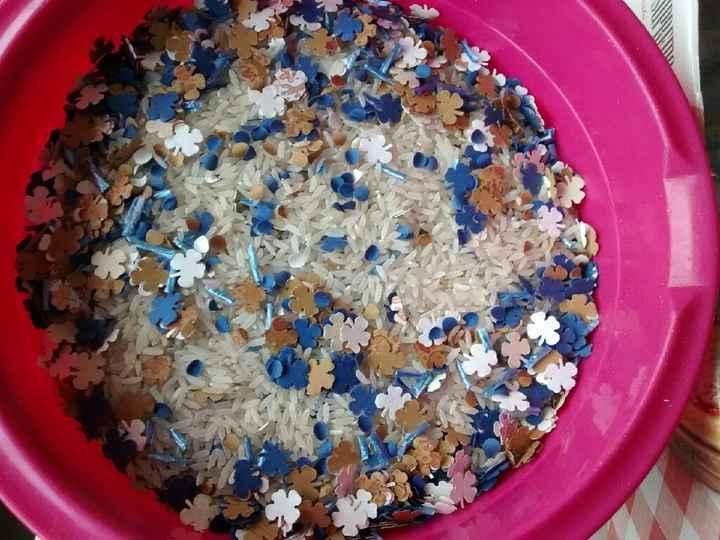 Os nossos saquinhos arroz - 7