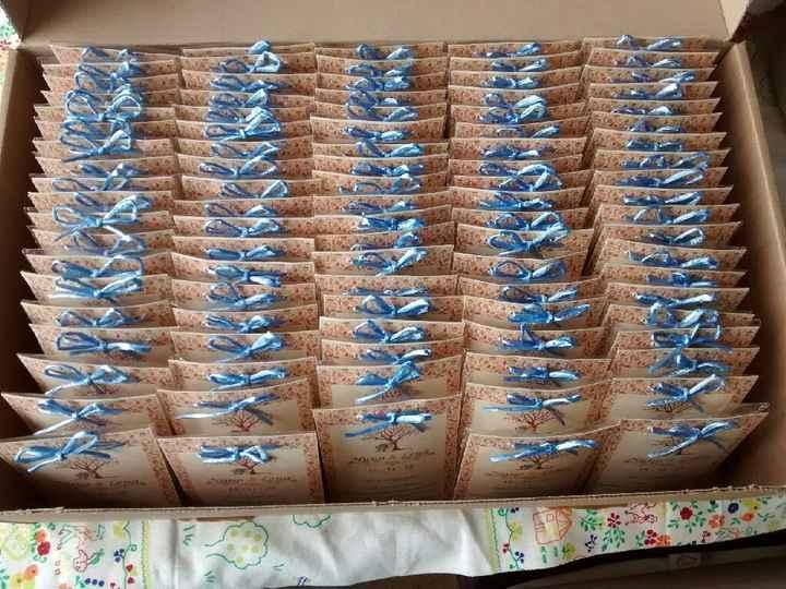 Os nossos saquinhos arroz - 10
