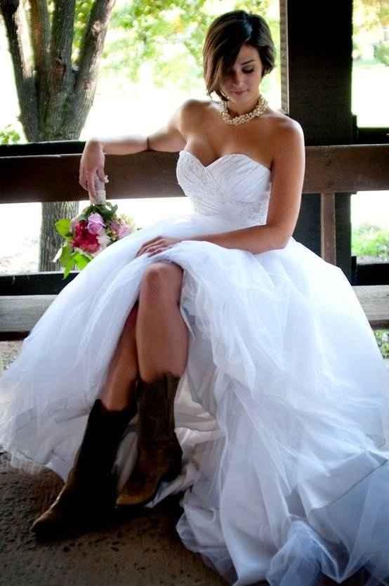 casar de botas